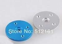 Cross-hole threaded metal metal steering universal standard radial MG995 MG945 2pcs