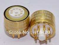 6463 TO 6SN7   Vacuum tube adapter socket converter