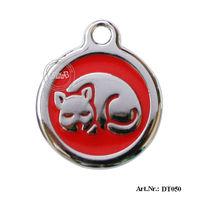 Wholesale 200pcs/Lot  Cat Type Pet Id Tag/Pet Pendant,Zinc Alloy Material,Free Shipping!