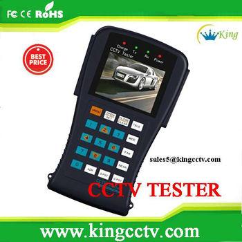 "free shipping 2.8"" tft-lcd cctv tester:HK-TM801"