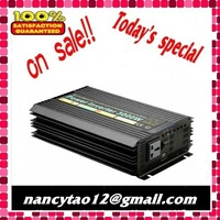 Solar system , dc24 to ac 220v 3000w/3kw pure sine wave solar inverter/power inverter ,CE&ROHS approved,free shipping