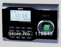 U160 B&W 3.0 Screen inch Fingerprint Time Attendance USB fingerprint
