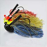2012 New Arrivals ! Hot 8g 10pcs/lot Fishing Lure ,Rubber JIG ,JIG Head Good Quality Wholesale Price