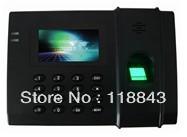 T4 B&W 3.0 Screen inch Fingerprint Time Attendance USB fingerprint