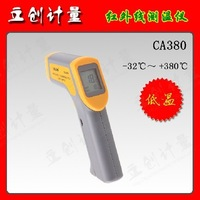CA380 Digital Non-Contact Laser IR Thermometer INFRARED THERMOMETER CA380 -32 degree to +380 degree for industry