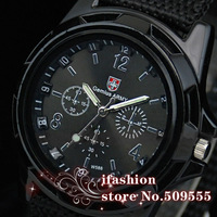 Swiss Gemius Army Watch Men Military Sports Fashion Cool Watch MS1015 A