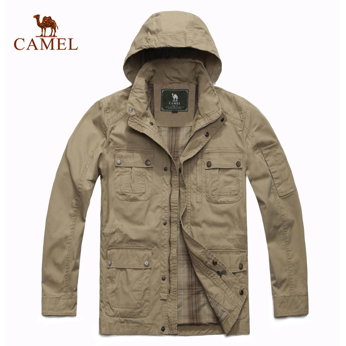 Хлопковая Мужская Куртка Купить