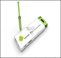 Free Shipping 2013 Cheap Android Mini PC Hot Dual core RK3066 1.6GHz 1G 4G Android TV Box Dongle Stick Google TV OS 4.1