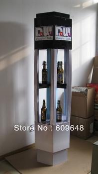 Cardboard Corrugated Display Stand