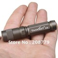 NEW arrived !free shippping Super Mini Tank007 E09 CREE R2 140 Lumen LED Flashlight