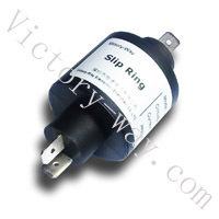 2 ways 7A ,OD32mm,Plug Straightly Slip Rings H2,Mercury free