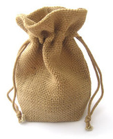 FREE SHIPPING BY EMS, SIZE 15X20CM,JUTE DRAWSTRING BAG,BURLAP BAG CUSTOMIZED BAG AND LOGO ACCEPTABLE