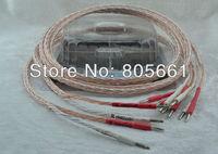 Kimber Kable 8TC speaker cable with SBAN  banana silver plug 2,5m pair