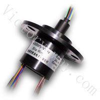 OD22mm,12 ways 2A, Micro Capsule Slip ring VSR-SC12