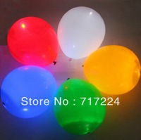 LED Lighted up Balloon; LED Lighted Balloon for All Partis and Festivals; 500pcs/lot; Come on, Make your parties more WONDERFUL