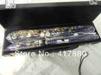 Factory direct sale purple silver grant yfl - 271 s16 hole, it is a very good birthday gift + E key slot stock