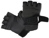 Blackhawk Tactical Half Finger Assault Gloves Black