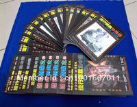 Free Shipping Popular Tattoo Designs  Flash Sketch Book  Vol.1-25  25pieces/lot   A4