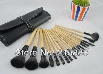 1Set, Makeup Brushes 18 PCS New Cosmetic Brush Set Eye Shadow,Free shipping