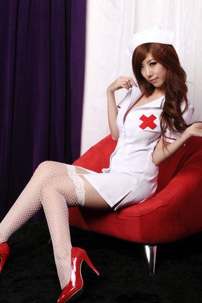 фото молодых медсестричек в мини