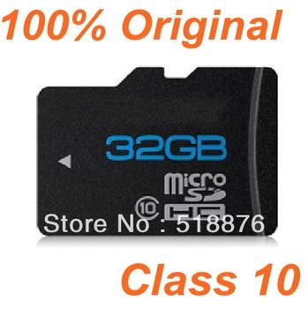 Original 32gb  tf card Class 10  32G Micro SD HC TF Card    Memory Card Real 32 GB