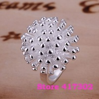 R001 SIZE 6-10# Fireworks Ring 925 silver ring Fashion jewelry wedding rings /kesa swba