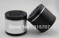2pcs bluetooth speaker for iphone mobile mini speaker wireless bluetooth speaker for iphone,ipad,cellphone .etcs +high quality