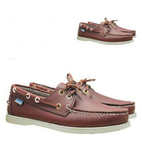 2013 Newest fashion boat shoes genuine leather casual men's shoes large size:36-46