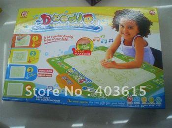 Music Doodle/Sing'n Doodle/Aquadoodle Mat/Water Mat/Water Magic Mat with Music