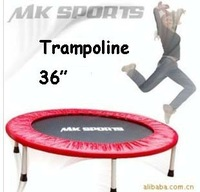 36 inch  trampoline folding trampoline child trampoline jumping bed fitness equipment,confirm to TUV/GS