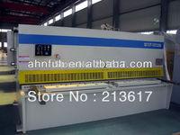 CNC hydraulic cutting machine, manual sheet metal cutting machine, aluminum cutter