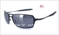 2013 trend metal polarized mirror sunglasses outdoor sports sunglasses male Model Inmate Iridium