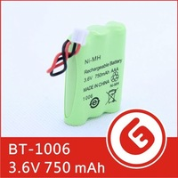 BT-1006 Cordless Phone Battery Ni-MH Battery wireless phone battery  AAA 3.6V 750 mah 27910 export wholesale  high quality