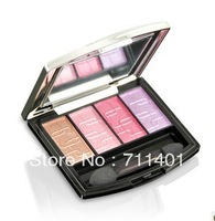 Free shipping 4 kind of perfect colors  Eye Shadow Makeup Palette Gift eye shadow makeup eyeshadow