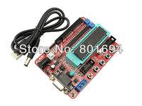 Mini System AVR Development Board With USB Cable For ATmega16A/ATmega16L/ATmega16/ATmega32