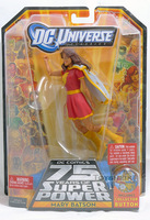 DC Universe Classics Wave 12 MARY BATSON RED ACTION FIGURE