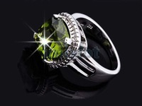 Free shipping,925 silver plated ring,fashion jewelry,casual style,Nickle free 19MM [CRR03]