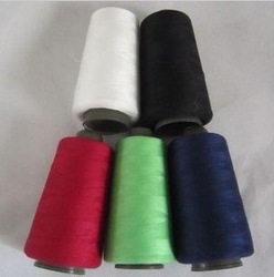 Free shipping( 6 rolls / lot ) household and industrial sewing thread, hand sewing thread, polyester thread(China (Mainland))
