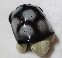 Promotion + Promotion + free shipping All over the sky star birthday present the tortoise sleep lamp   projector