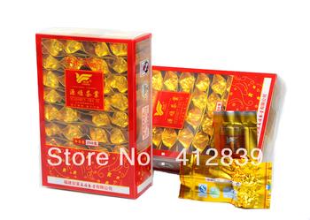 Free shipping 262g/box  Spring Chinese Oolong wulong green Anxi Tie Guan yin tea