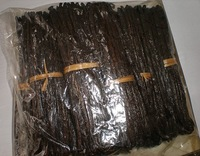 Free shipping (1kilogram/bag) Red Vanilla beans length 16-18cm Madagascar vanilla pods natural vanilla bean HOT SALES