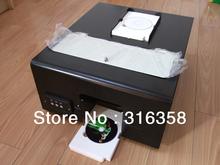 50P Automatic CD printer  Card printer, continuous CD flatbed priner  DVD printer