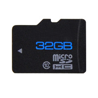 NEW 32G 32GB Micro SD Micro SDHC Class C 10 TF Flash Memory Card+Free Adapter