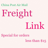 Min Order $10(Mix Items)$2.98 Special Freight Link For Orders Less Than $15