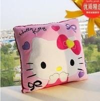 Free shipping Hellokitty HELLO KITTY pillow kt cat pillow cushion car pillow exhaust pipe sofa decoration