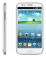 Star N7100 Note ii 5.5'' qHD Screen MTK6577 dual core 1GB RAM 4GB ROM 3G WCDMA WiFi GPS N7100 Black White With leather Case