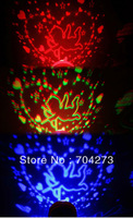 10pcs free shipping/Creative novelty LED projection electronic candle/projector Toy/Valentine&#39;s Day , a birthday gift