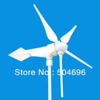 800W wind turbine generator  24V or 48V  AC  ! 5blades .free shipping ! high quality !