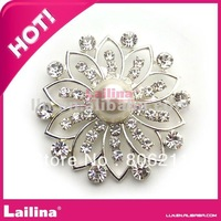 Free shipping  crystal  rhinestone buttons for wedding dress decoration