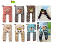 Free shipping, 5pcs infant Pant , 2013 new model,pp pants,baby trousers,kid wear,drop shipping